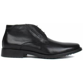 Παπούτσια Άνδρας Μπότες Salamander Adam Flats Black