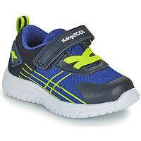 Παπούτσια Αγόρι Χαμηλά Sneakers Kangaroos KI-TWEE EV Μπλέ / Green