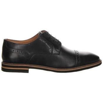 Παπούτσια Άνδρας Derby Salamander Vasco Flats Black