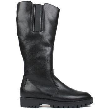 Παπούτσια Γυναίκα Μπότες για την πόλη Ara Anchorage ST HS Black