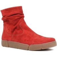 Παπούτσια Γυναίκα Μπότες Ara Om St High Soft Red