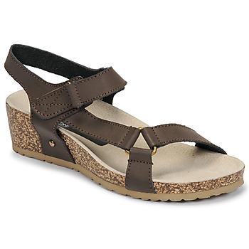 Παπούτσια Γυναίκα Σανδάλια / Πέδιλα Spot on F10716 Brown