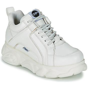 Xαμηλά Sneakers Buffalo CORIN ΣΤΕΛΕΧΟΣ: Δέρμα & ΕΠΕΝΔΥΣΗ: Ύφασμα & ΕΣ. ΣΟΛΑ: Ύφασμα & ΕΞ. ΣΟΛΑ: Καουτσούκ