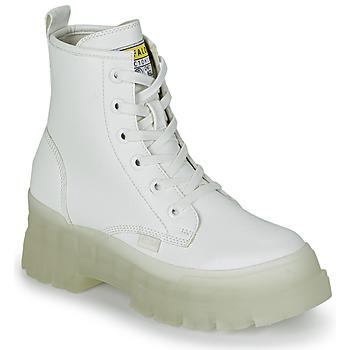 Παπούτσια Γυναίκα Μπότες Buffalo ASPHA RLD Άσπρο