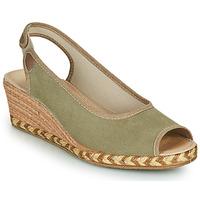 Παπούτσια Γυναίκα Εσπαντρίγια Damart 43775 Kaki