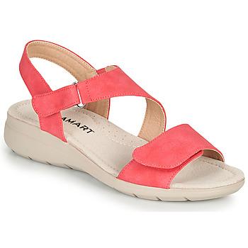Παπούτσια Γυναίκα Σανδάλια / Πέδιλα Damart 67808 Red