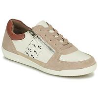 Παπούτσια Γυναίκα Χαμηλά Sneakers Damart 68010 Άσπρο