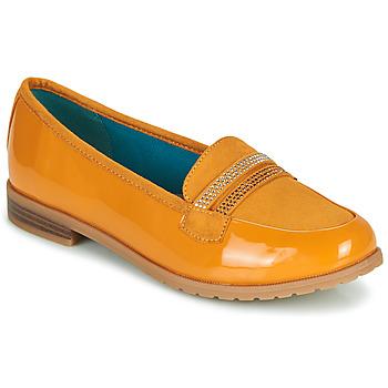 Παπούτσια Γυναίκα Μοκασσίνια Damart 64847 Brown
