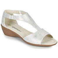 Παπούτσια Γυναίκα Σανδάλια / Πέδιλα Damart 49019 Silver