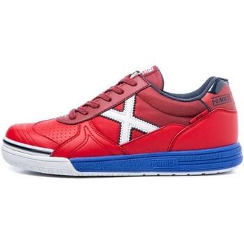 Παπούτσια Άνδρας Χαμηλά Sneakers Munich INDOOR 3111017 Red