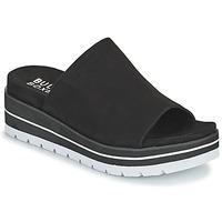 Παπούτσια Γυναίκα Τσόκαρα Bullboxer 078024F2T Black
