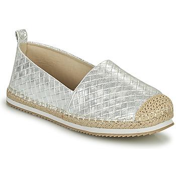 Παπούτσια Γυναίκα Εσπαντρίγια Bullboxer 186000F4S Silver