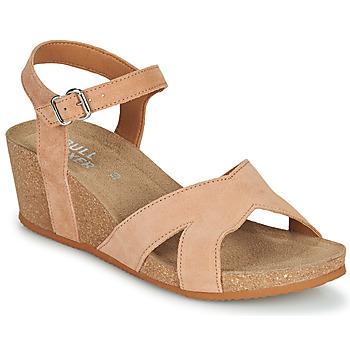 Παπούτσια Γυναίκα Σανδάλια / Πέδιλα Bullboxer 502000E2C Beige