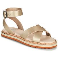 Παπούτσια Γυναίκα Σανδάλια / Πέδιλα Bullboxer 053001F1S Gold