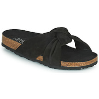 Παπούτσια Γυναίκα Τσόκαρα Bullboxer 504000E1C Black