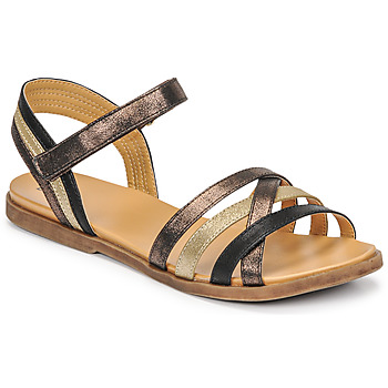 Παπούτσια Κορίτσι Σανδάλια / Πέδιλα Bullboxer ALM003F1S-ROSE Black
