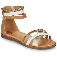 Παπούτσια Κορίτσι Σανδάλια / Πέδιλα Bullboxer ALM013F1S-GOLD Brown