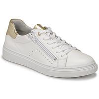 Παπούτσια Κορίτσι Χαμηλά Sneakers Bullboxer AOP000E5L-WHPN Άσπρο