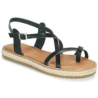 Παπούτσια Γυναίκα Σανδάλια / Πέδιλα Emmshu ALTHEA Black