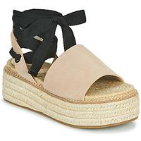 Παπούτσια Γυναίκα Σανδάλια / Πέδιλα Emmshu SEARA Sable