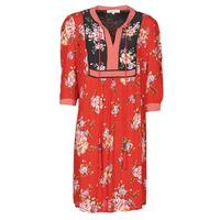 Υφασμάτινα Γυναίκα Κοντά Φορέματα Derhy SARRIETTE Red