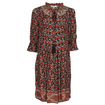Υφασμάτινα Γυναίκα Κοντά Φορέματα Derhy SCALA Black