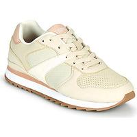 Παπούτσια Γυναίκα Χαμηλά Sneakers Esprit AMBRO Beige / Ροζ