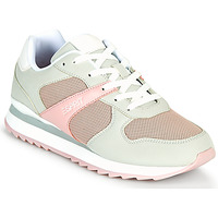 Παπούτσια Γυναίκα Χαμηλά Sneakers Esprit AMBRO Green / 'eau / Ροζ