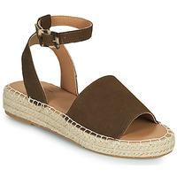 Παπούτσια Γυναίκα Σανδάλια / Πέδιλα Esprit CLARA Brown