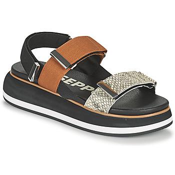 Παπούτσια Γυναίκα Σανδάλια / Πέδιλα Gioseppo ELICOTT Black