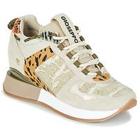 Παπούτσια Γυναίκα Χαμηλά Sneakers Gioseppo PATERSON Beige / Kaki