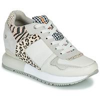 Παπούτσια Γυναίκα Χαμηλά Sneakers Gioseppo OVERLAND Άσπρο / Black
