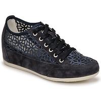 Παπούτσια Γυναίκα Χαμηλά Sneakers IgI&CO ANINOMA Μπλέ