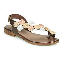 Παπούτσια Γυναίκα Σανδάλια / Πέδιλα IgI&CO CROPPA Brown