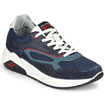 Παπούτσια Άνδρας Χαμηλά Sneakers IgI&CO COCULA Marine / Red