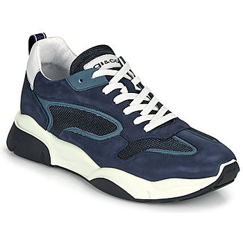 Παπούτσια Άνδρας Χαμηλά Sneakers IgI&CO COQUELIA Μπλέ