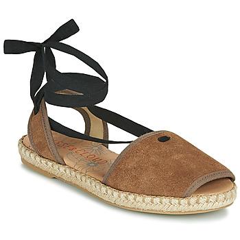Παπούτσια Γυναίκα Εσπαντρίγια Musse & Cloud ONDARA Taupe