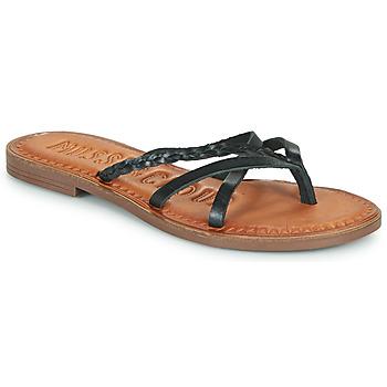 Παπούτσια Γυναίκα Σαγιονάρες Musse & Cloud KEOP Black