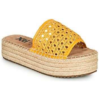 Παπούτσια Γυναίκα Τσόκαρα Xti FREDI Yellow