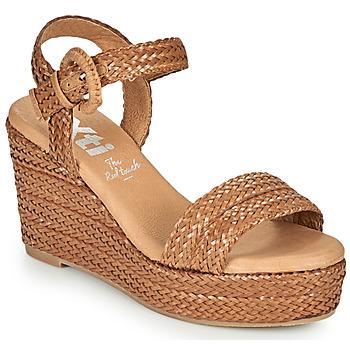 Παπούτσια Γυναίκα Σανδάλια / Πέδιλα Xti CRAMA Cognac