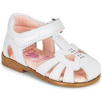 Παπούτσια Κορίτσι Σανδάλια / Πέδιλα Pablosky PAMMO Άσπρο