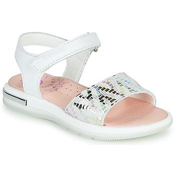 Παπούτσια Κορίτσι Σανδάλια / Πέδιλα Pablosky CAMMI Άσπρο / Multico