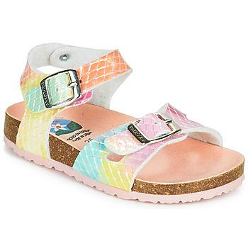 Παπούτσια Κορίτσι Σανδάλια / Πέδιλα Pablosky MULTI Multicolour