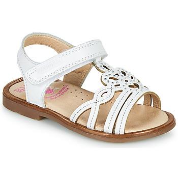 Παπούτσια Κορίτσι Σανδάλια / Πέδιλα Pablosky MARIE Άσπρο