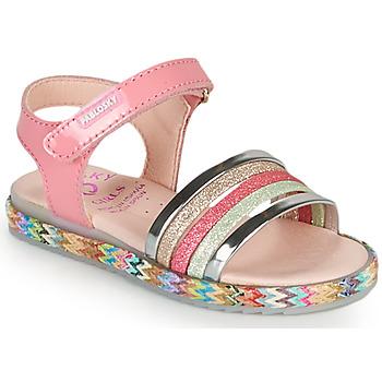 Παπούτσια Κορίτσι Σανδάλια / Πέδιλα Pablosky PANNI Ροζ