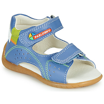 Παπούτσια Αγόρι Σανδάλια / Πέδιλα Pablosky KINNI Μπλέ