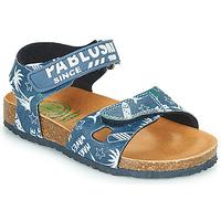 Παπούτσια Αγόρι Σανδάλια / Πέδιλα Pablosky FOUNIR Μπλέ