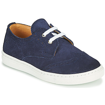 Παπούτσια Αγόρι Χαμηλά Sneakers Citrouille et Compagnie OVETTE Marine
