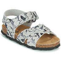 Παπούτσια Αγόρι Σανδάλια / Πέδιλα Citrouille et Compagnie OMAYO Grey