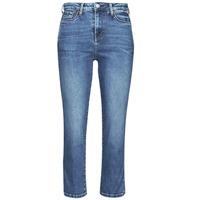 Υφασμάτινα Γυναίκα Skinny Τζιν  Pepe jeans DION 7/8 Μπλέ / Medium / Hf8